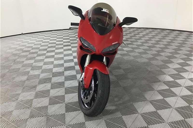 Ducati 848 2013