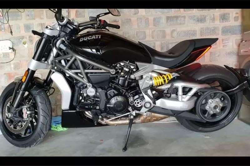 Ducati 848 2016