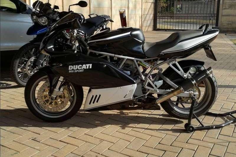 Used 0 Ducati 900