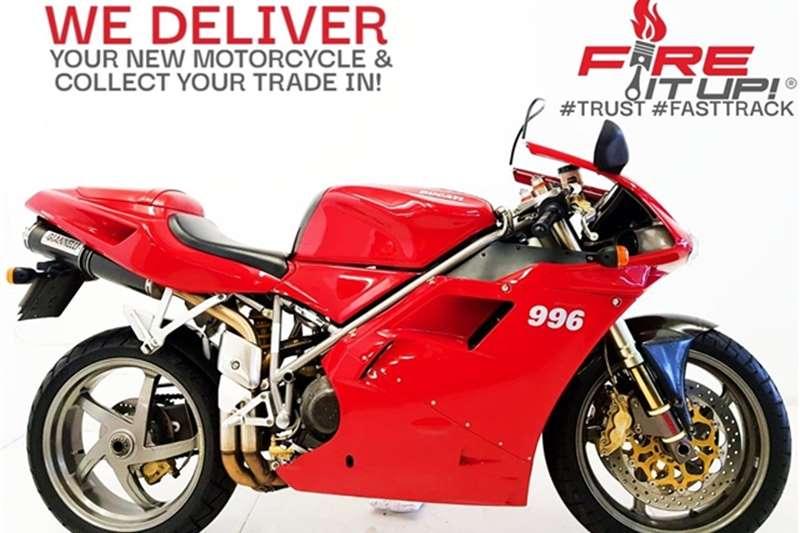Ducati 996 1998
