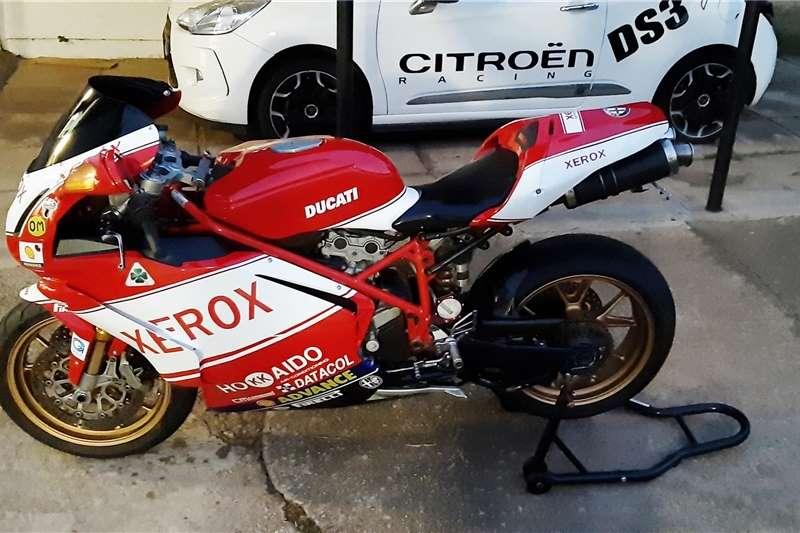 2007 Ducati 999