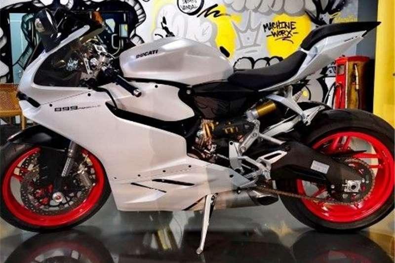 Used 2014 Ducati 999