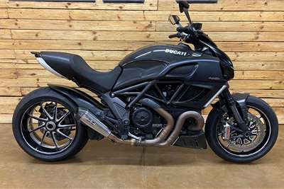 Used 2012 Ducati Diavel 1260