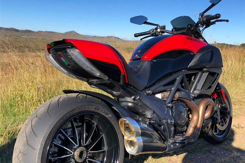 Ducati Diavel 1260 2013