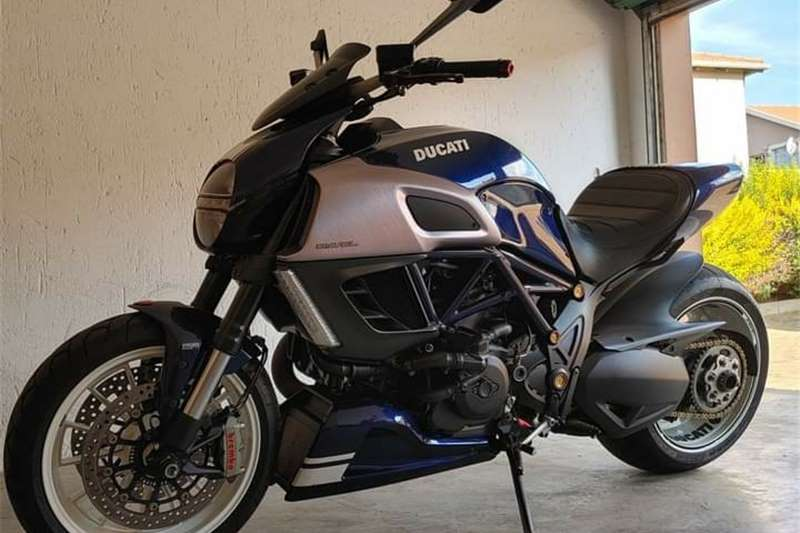 Used 2013 Ducati Diavel 1260
