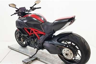 Ducati Diavel 1260 2014