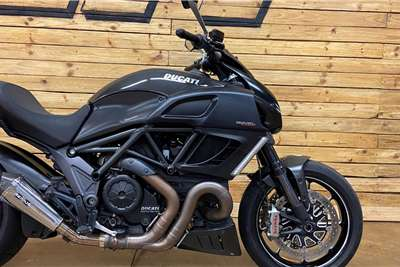 Used 2015 Ducati Diavel 1260
