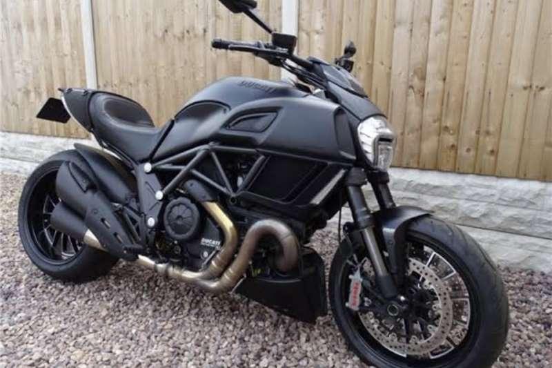Ducati Diavel 1260 2017