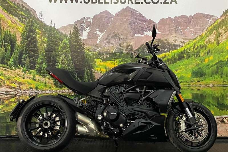 Used 2020 Ducati Diavel 1260