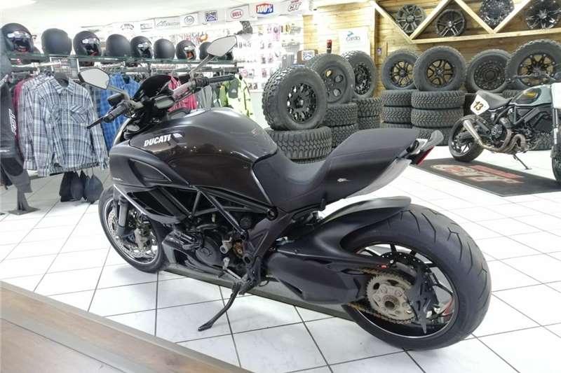 Used 2012 Ducati Diavel 1260 S