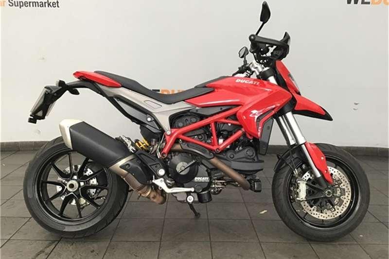 2016 Ducati Hypermotard