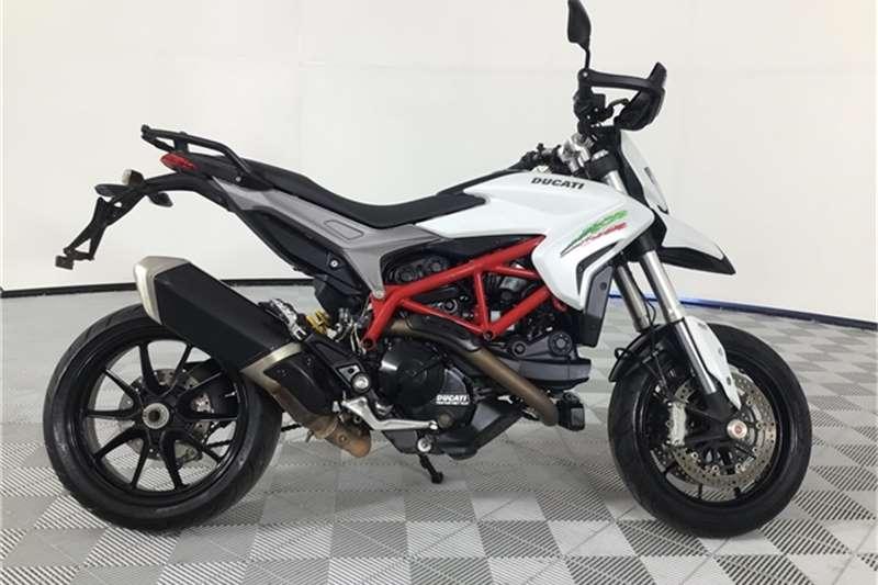 2016 Ducati Hypermot