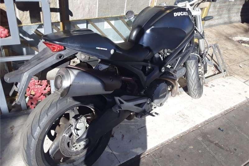 Used 0 Ducati Hypermotard