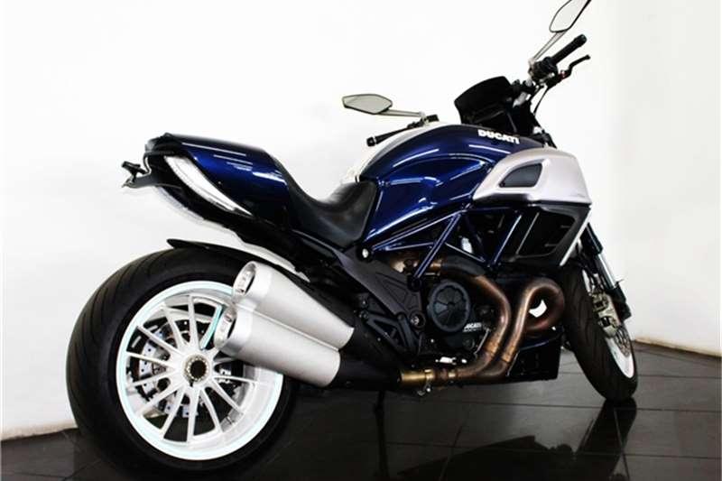Ducati K1200 Diavel 2013