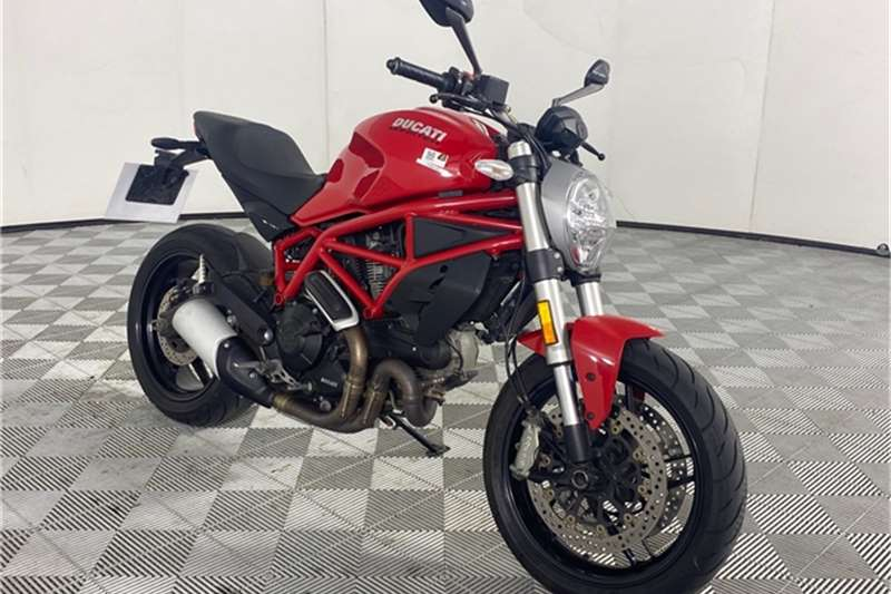 Used 2017 Ducati Monster