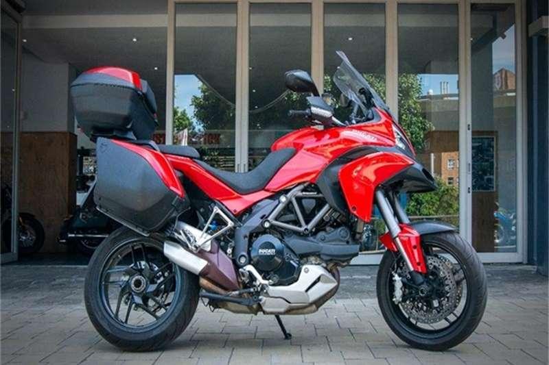 Ducati Multistrada 1200 S Touring 2014