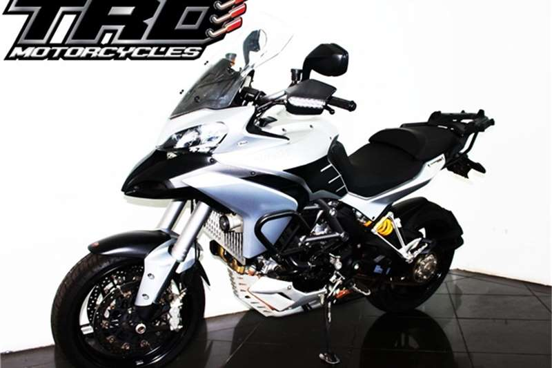 Ducati Multistrada 1200 SPORT 2013