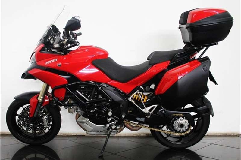 2011 Ducati Multistrada