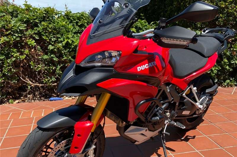 Used 2011 Ducati Multistrada