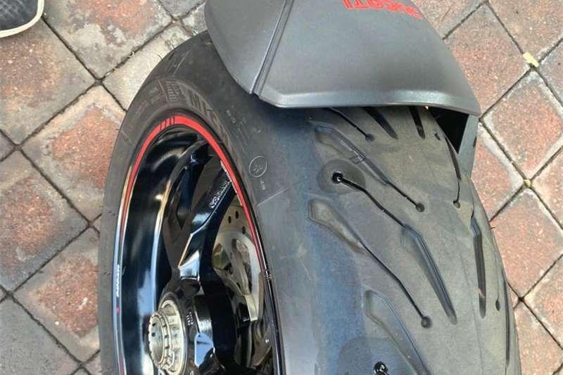 Used 0 Ducati Multistrada