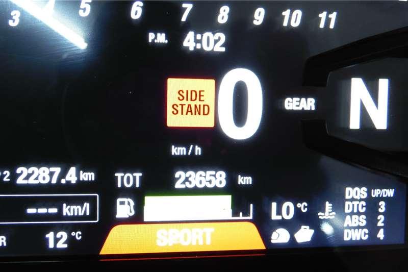 Used 2018 Ducati Multistrada
