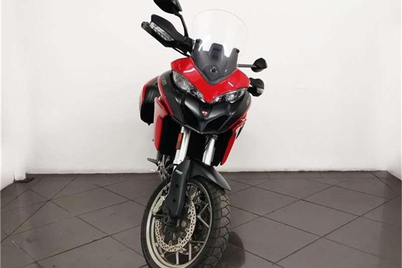 Used 2017 Ducati Multistrada