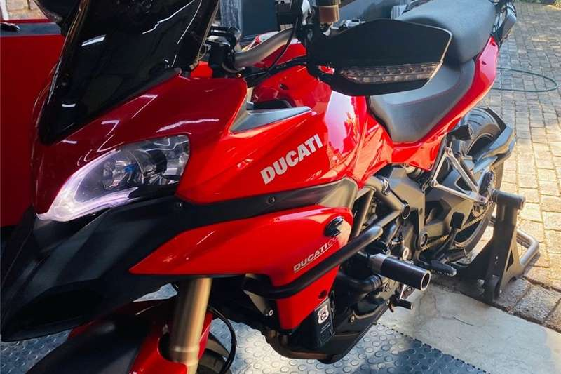 0 Ducati Multistrada