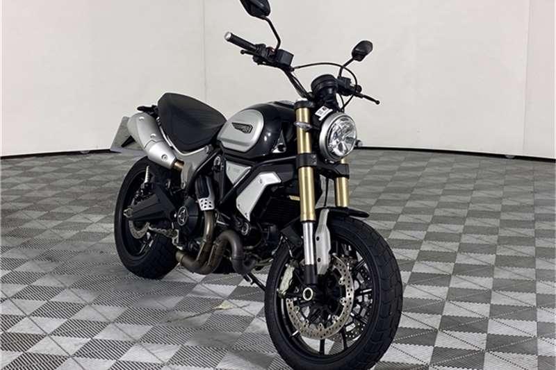 Used 2021 Ducati
