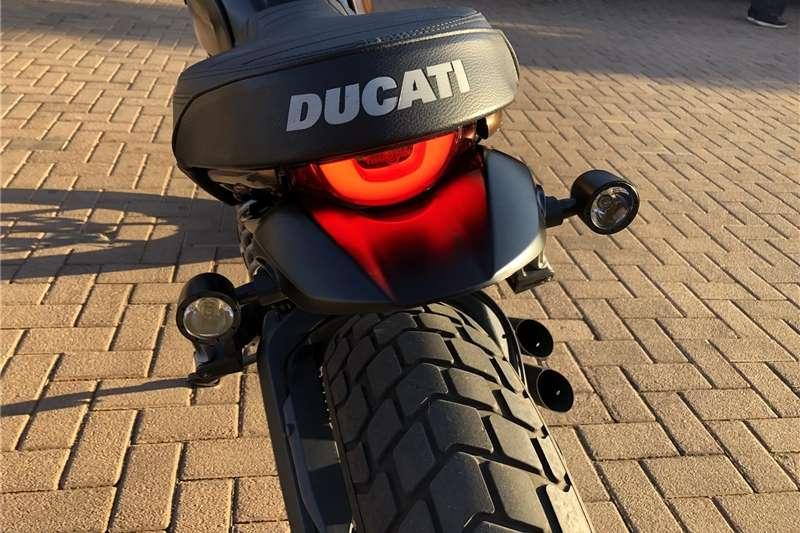 Used 0 Ducati SS800