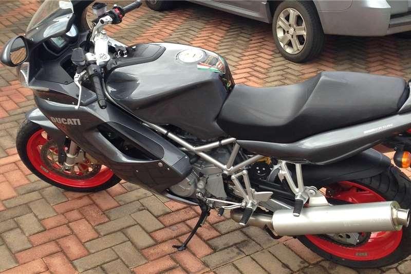 Ducati ST3 2009