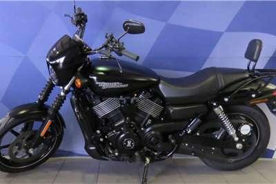 Used 2007 Harley Davidson 750 Street Rod