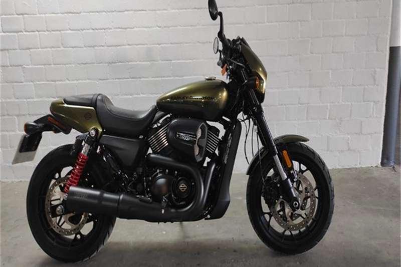 2018 Harley Davidson 750 Street Rod