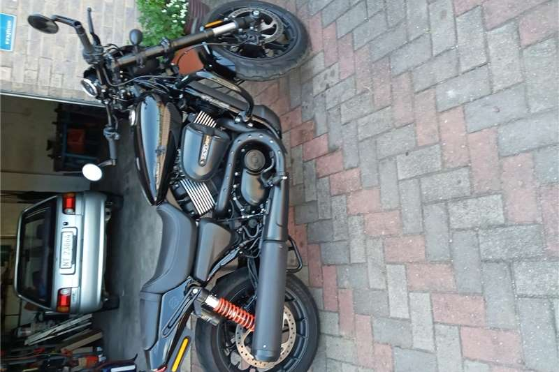 Used 0 Harley Davidson 750 Street Rod