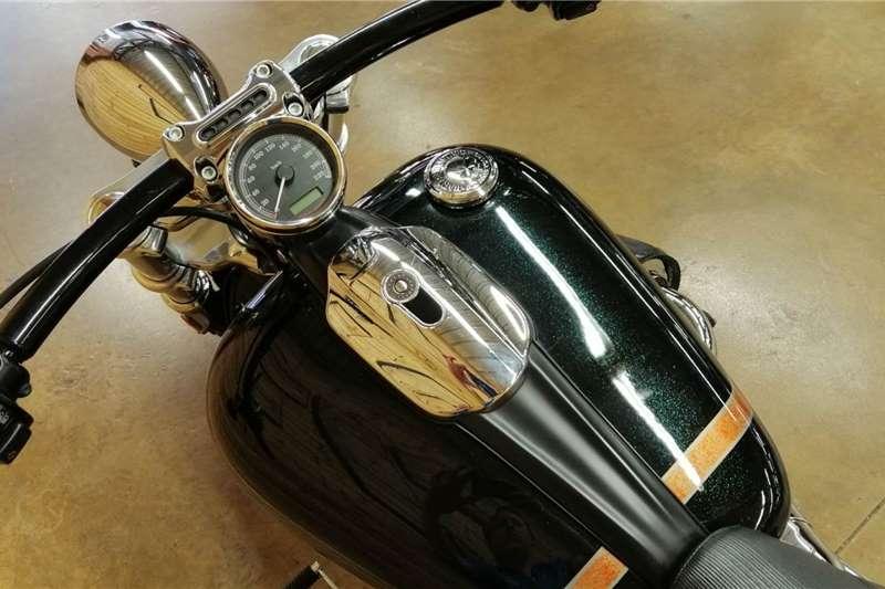 Used 2016 Harley Davidson Breakout 114