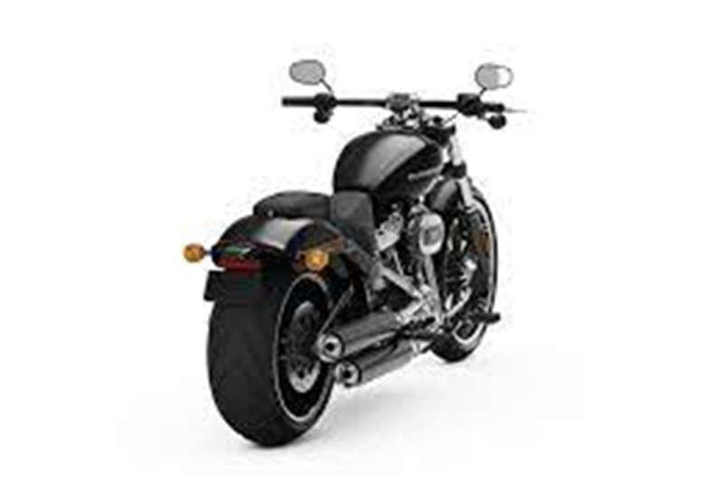 Used 2021 Harley Davidson Breakout 114
