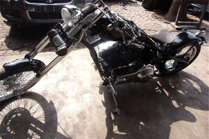 Harley Davidson Custom 2006