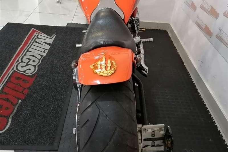 2006 Harley Davidson Custom