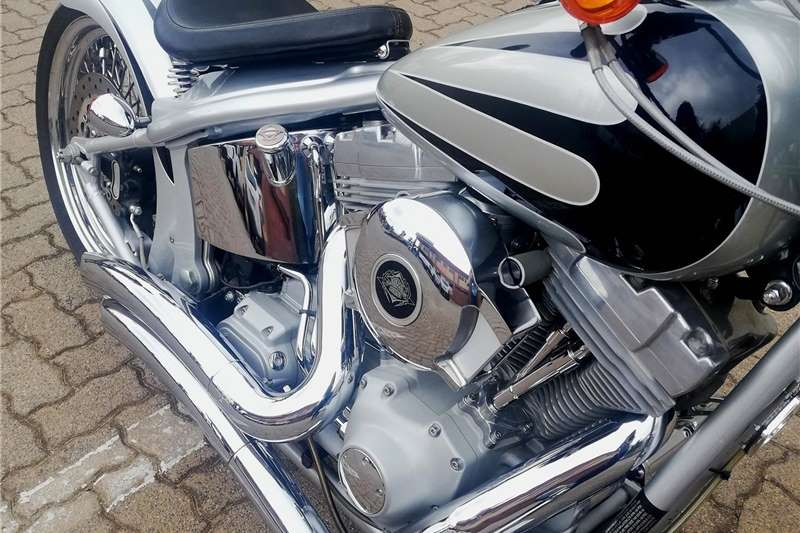 Used 2008 Harley Davidson Custom