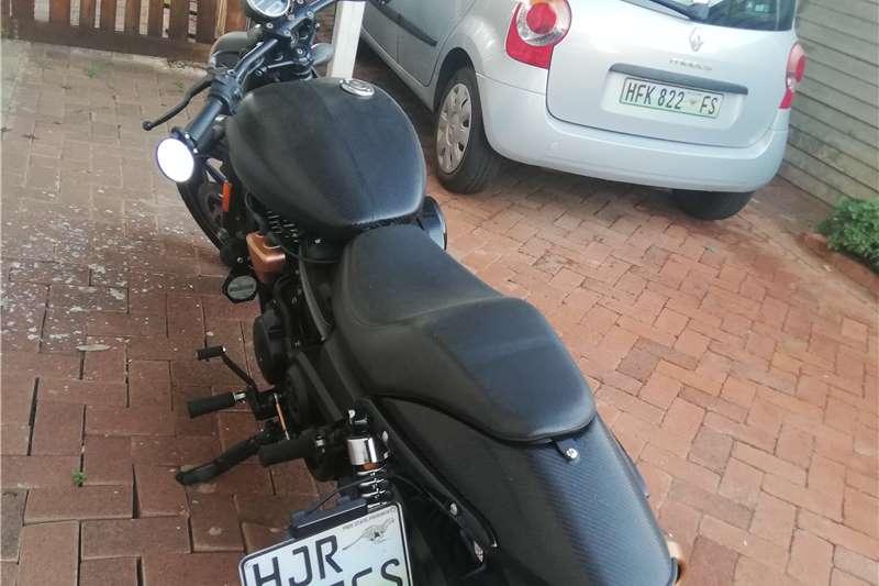 Used 2015 Harley Davidson Custom