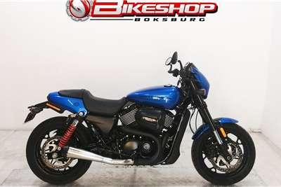 Harley Davidson Custom 2018