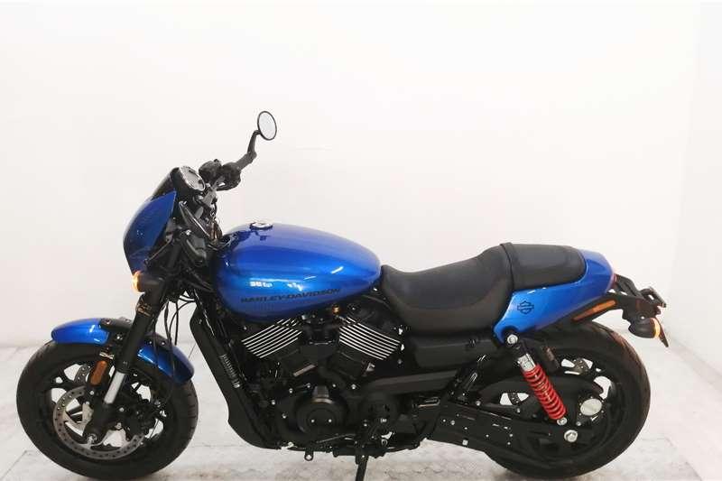 2018 Harley Davidson Custom