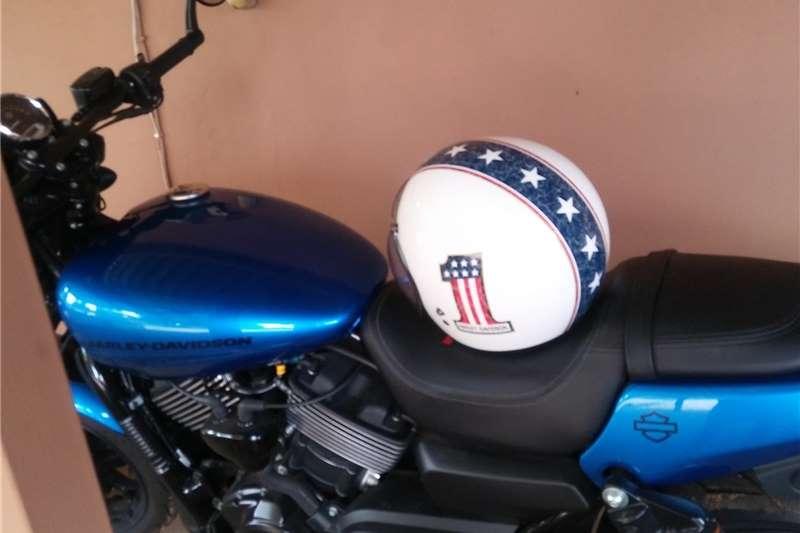 Used 2018 Harley Davidson Custom