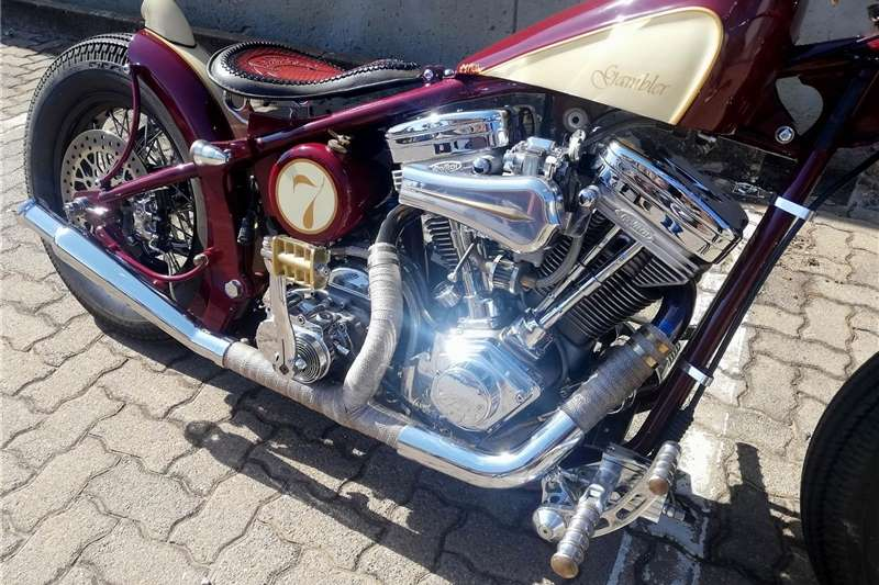Harley Davidson Custom 2019