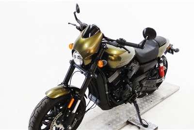 Harley Davidson Custom 2020