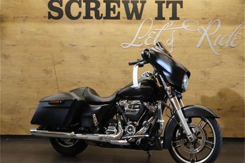 2017 Harley Davidson Custom
