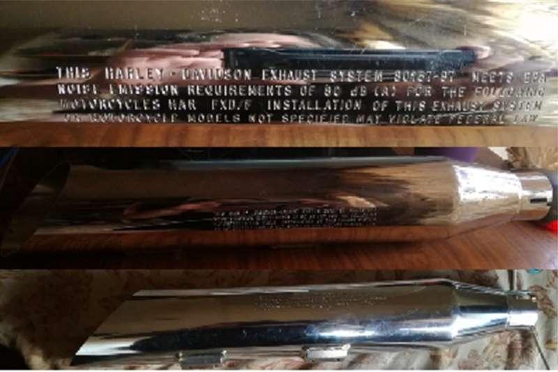 Harley Davidson Custom 0