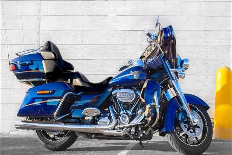 Used 2018 Harley Davidson