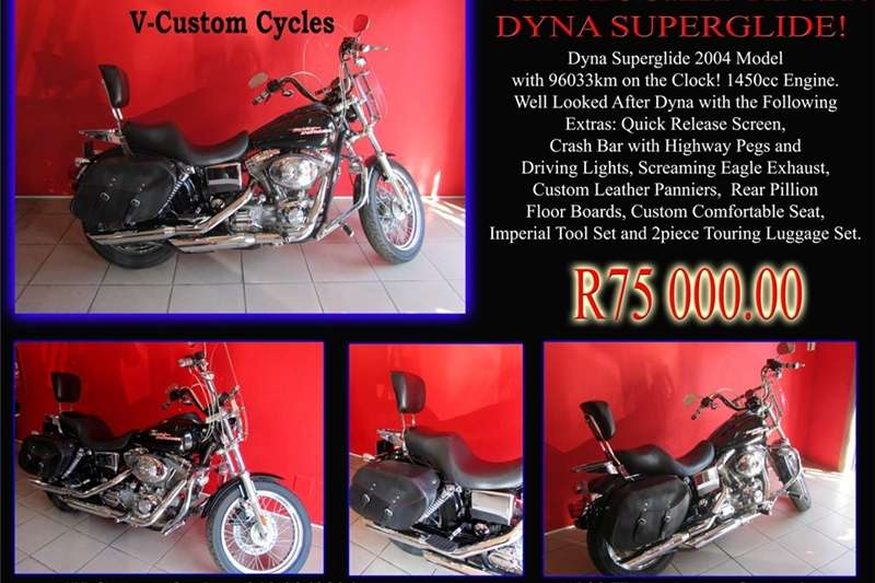 Harley Davidson motorcycles for sale in Pretoria | Auto Mart