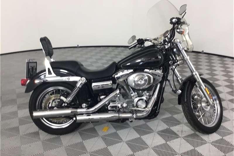 Harley Davidson Dyna 2006