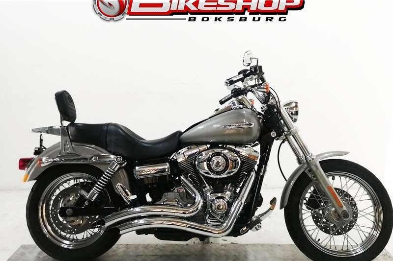 Harley Davidson Dyna 2007